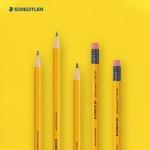스테들러 지우개연필 134 12개입 연필세트