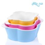 디우노 유아동식기 볼세트 /BPA Free 친환경
