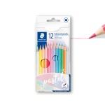 146 스테들러 146 파스텔 12색 색연필
