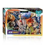 디즈니 주토피아 - 꿈과 희망의 도시 300pcs 직소퍼즐