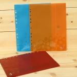[Leitz] 바인더에 철하는 PP홀더-독일 라이츠 bebop Pocket File Flap 1팩(3개입) 4783 HC30-10