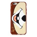 [86-034610]디즈니 아이폰6S플러스/6플러스 큐티얼굴 소프트 케이스 cutie face-칩