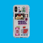 JELLY PHONE CASE_SO NICE_iX/Xs
