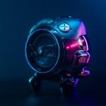 그라바스타 외계인 RGB 스테레오 블루투스 스피커