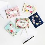 SEASON 꽃 카드 M