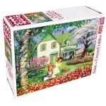 빨강머리앤 퍼즐 꽃나들이 300피스 직소퍼즐