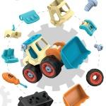 중장비 DIY 유아 공구놀이세트 장난감