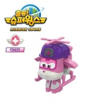 슈퍼윙스3 레스큐팀 미니변신 아리 로봇 장난감