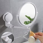 붙이는거울 무타공 흡착식 욕실거울