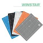 윈스타 PVC 칼라 데스크 커팅 매트 SMALL(소) 305X100