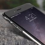 네온 메탈 클리어 하드 아이폰6S 플러스 케이스