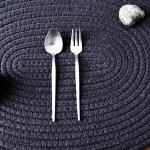 까미 나이프 포크 수저 양식기 커트러리 (디저트포크)