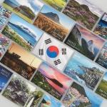 한국 기념품 여행마그넷_인테리어자석