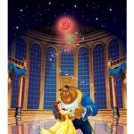 디즈니 퍼즐 미녀와 야수 - 둘만의 무도회 1000피스 직소퍼즐