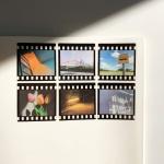 밍키트 데일리 필름 투명 스티커