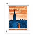 THE NEW YORKER/ULRIKSEN WINDOWSILL CAT