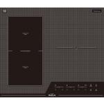 웰치 3구 인덕션 전기렌지 KR-CI3700 (자가설치)