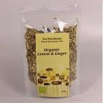 Tea Warehouse 유기농 진저 레몬 블렌드 티 (Organic Ginger Lemon Blend Tea)