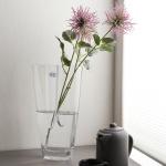 입술쉐입 디자인 대형 유리꽃화병 (대)