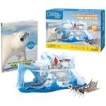 [3D퍼즐마을][DS0983h] 내셔널지오그래픽 얼음과 눈의 세계-북극 (The World of Ice & Snow-The Arctic)