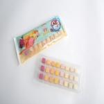 [레인보우큐브]아이스크림치즈 8가지과일맛 냠냠 24入