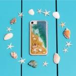 Disegno 핸드메이드 바다 핸드폰케이스 - 푸른 섬