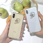 아이폰11 루나 흰냥 방탄케이스
