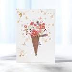 꽃다발 카드 FT1514-5