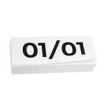 블럭 타임리스 캘린더_Block Timeless Calendar