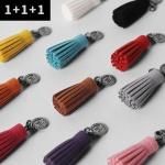[1+1+1] 13 Color 스웨이드 태슬