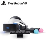 PS4/PlayStation®VR with 카메라&무브(VR데모미포함)