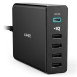 앤커 ANKER 파워포트+5포트 USB-C USB 충전기(A2053Q)