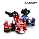 GJS ROBOT GEIO 지오 코딩 배틀로봇 블루/레드