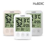 휴비딕 온도습도계 시계표기 온습도계 HT-7