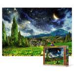 500피스 직소퍼즐 - 반 고흐 별이 빛나는 밤