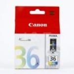 캐논(CANON) 잉크 CLI-36 CL / 4Colors / iP100,iP100LK,iP100WB . 100 . 36 컬러