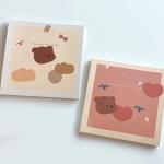 [밤토리상점]엽서 2종