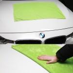 차량 세차 빠르게 하는법 물기 제거 드라잉 타월