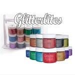 신발리폼/운동화리폼/엔젤러스 글리터라이트(반짝이 가루) Glitterlites