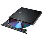 Liteon 울트라 슬림 포터블 DVD WRITER ES1 (초경량 / TV연결 / M-DISC 테크놀러지)