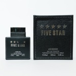 [LA CUBICA]Five star for Men EDT 남성향수 100ml