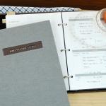 제이로그 다이어트 식단일지 (이니셜) - 10 color