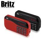 브리츠 효도 라디오 MP3 스피커 BA-PR1 SoundWalk (FM라디오 / Micro SD카드 재생 / 이어폰 단자 / 키패드 / 충전용)