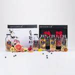 (NEW) 술판다 담금주 키트 2구 선물세트 (500ml)