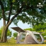 그라비티 캠프 원터치 텐트 빅스타 GV-030