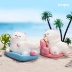 [팝마트코리아정품공식판매처]비비캣게으른고양이박스