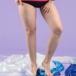 카리아 여성 수영복 비키니 팬티 DSW4003 블랙