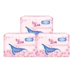 [춤추는고래]슬림 중형 24P X 3팩 (총72매)