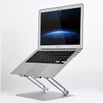 알루미늄 접이식 높이조절 노트북 거치대 SOME2D