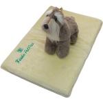 강아지 원적외선 사각 쿠션 반려견 방석 애견 용품